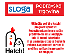 Hatch! Program vjernosti!